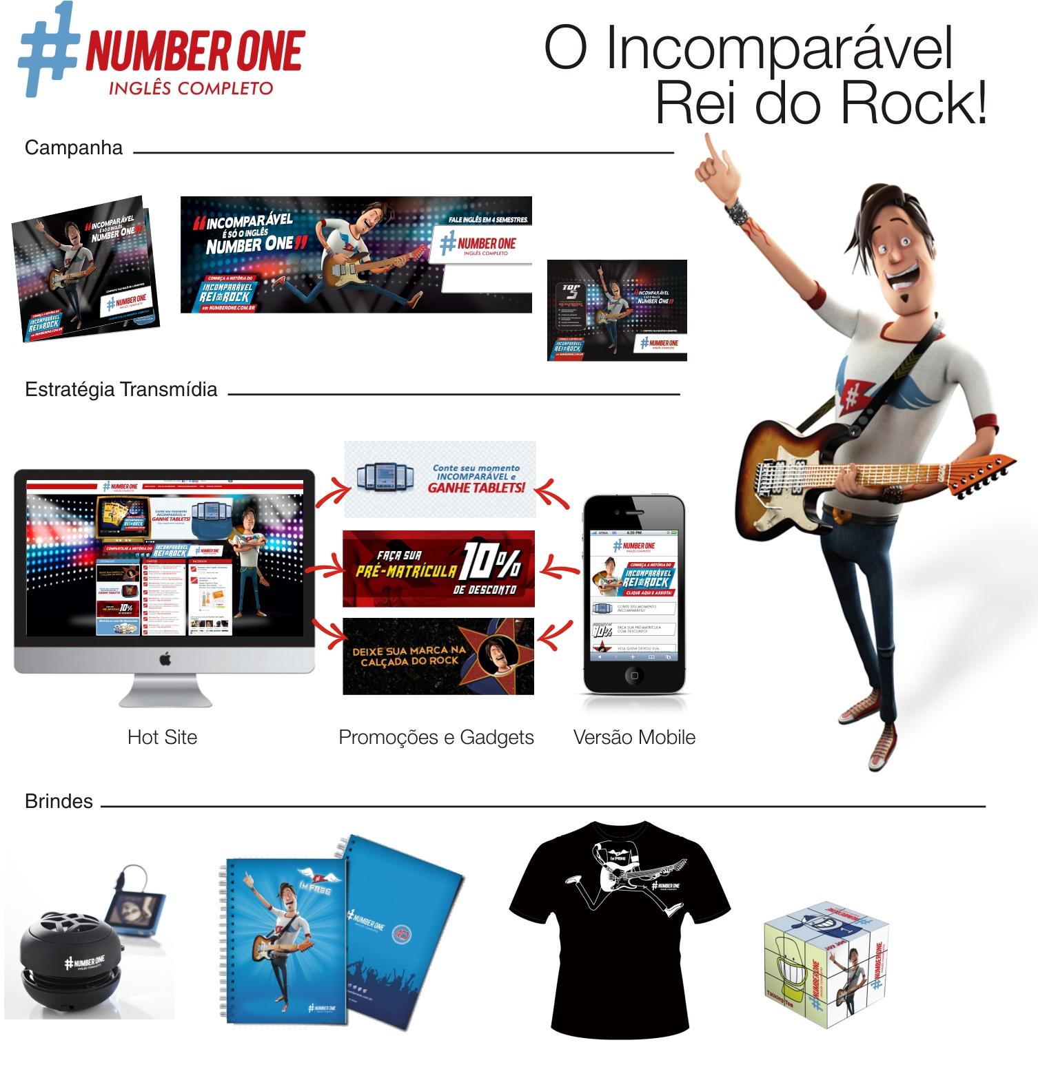31a777253 Além do VT, a campanha conta com peças on e offline para utilização das  mais de 150 franquias Number One espalhadas pelo Brasil e com mecanismos  transmídia ...