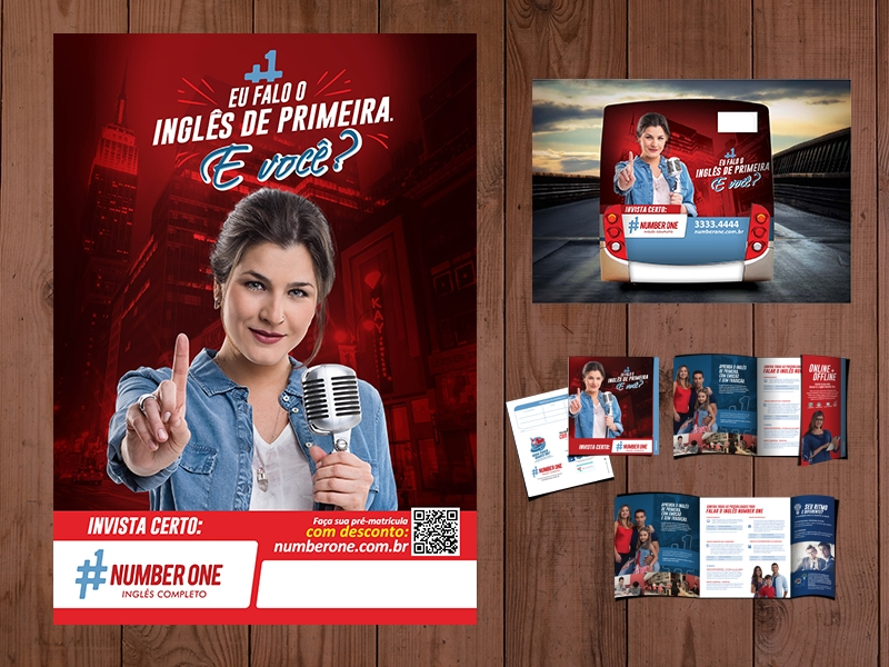 Campanha Number One 2015-2016