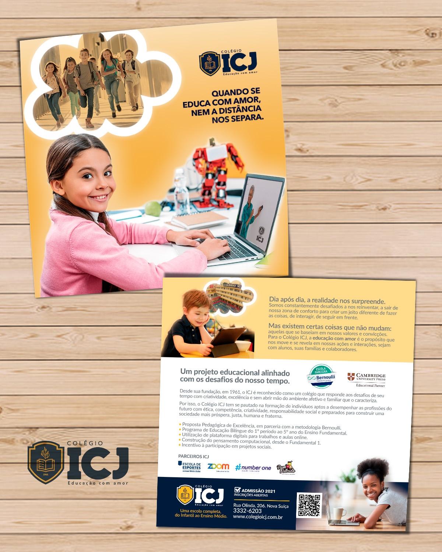 Campanha ICJ 2020/21 - Flyer